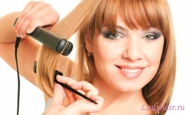 Как выбрать плойку для укладки волос